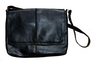 Tasche Leder gross
